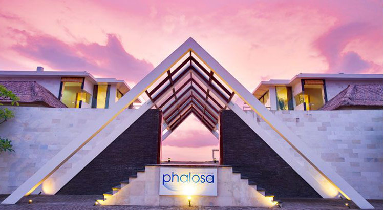 The Phalosa Bali Wedding Chapel