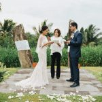alila villas ubud wedding