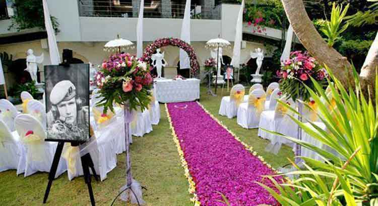 bali dynasty wedding venue