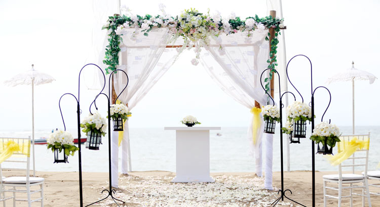 Wedding Venues in Nusa Dua