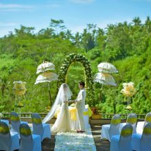 maya ubud villas wedding