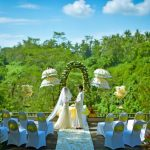 maya ubud resort wedding ceremony