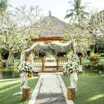 nusa beach hotel wedding venue