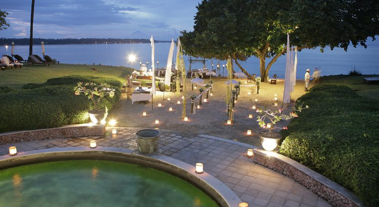 oberoi lombok wedding package