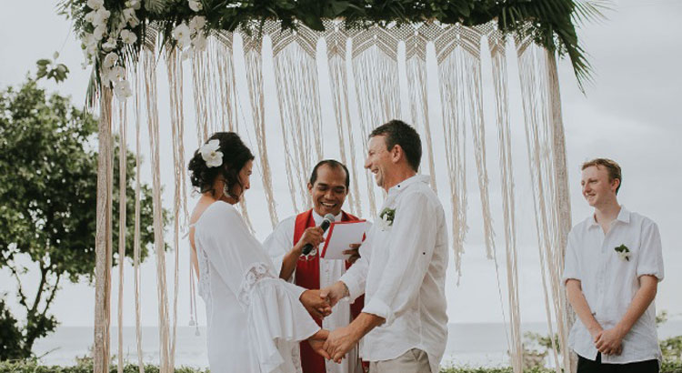 padma resort legian wedding package