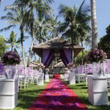 the laguna resort garden wedding