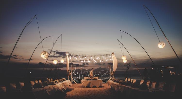 hotel ombak sunset lombok weddings