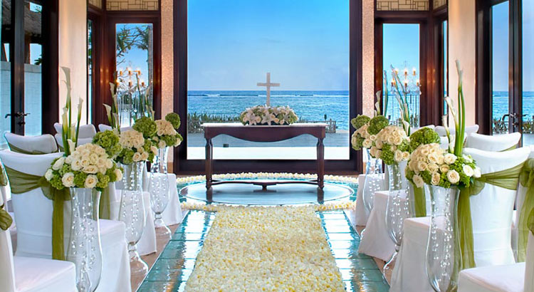 lily cloud nine chapel st regis bali