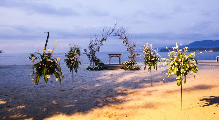 tugu hotel lombok wedding venue