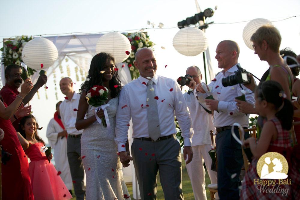 happy wedding ken - joanna at tugu hotel canggu