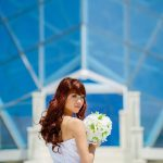 Diamond Bali Pavilion wedding