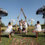 bali wedding vows at desa visesa