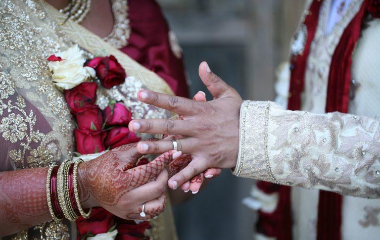 nina and raoel indian wedding in bali