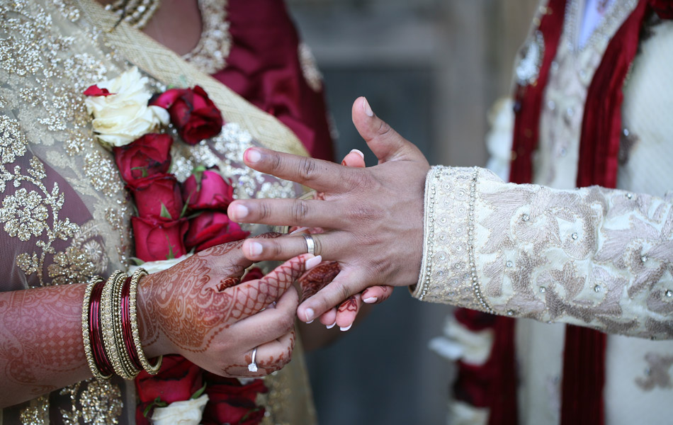 bali wedding ring