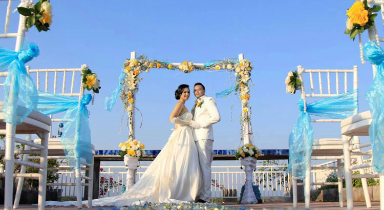 paras paros hotel wedding bali