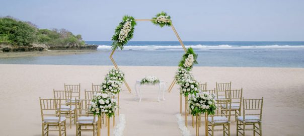 cost of beach bali wedding