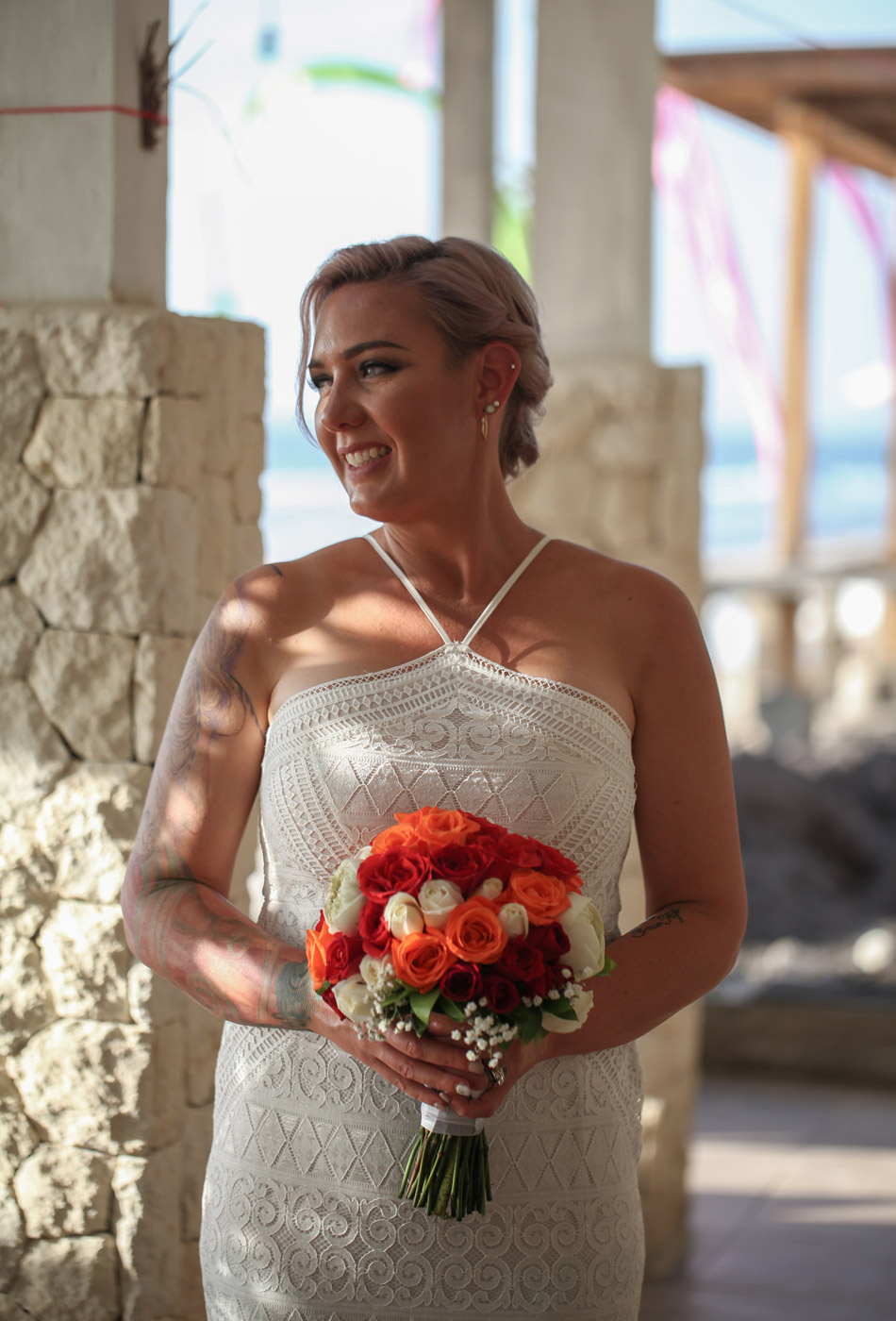 Kassandra and Nicholas Voss - Bali Wedding Vows