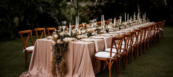 cost of bali wedding catering