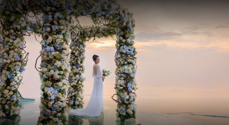 kamaya bali wedding venue