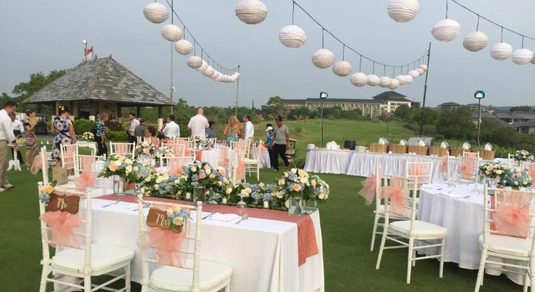 new kuta golf clifftop wedding venue