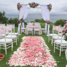 new kuta golf wedding venue