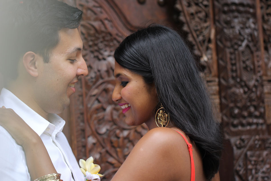 priya and prabhdeep balinese blessing ceremony