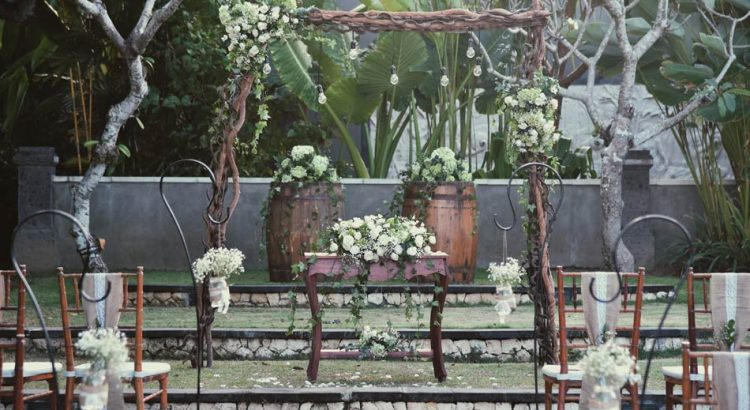 the sintesa jimbaran garden wedding