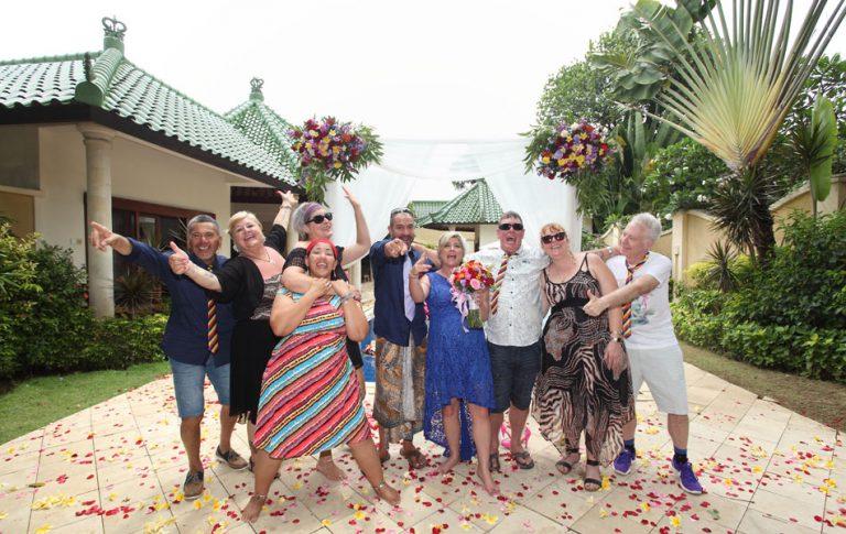 michelle and neville bali wedding vows