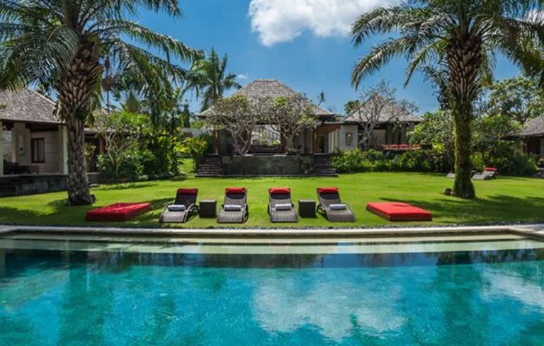 Villa The Beji Canggu wedding package