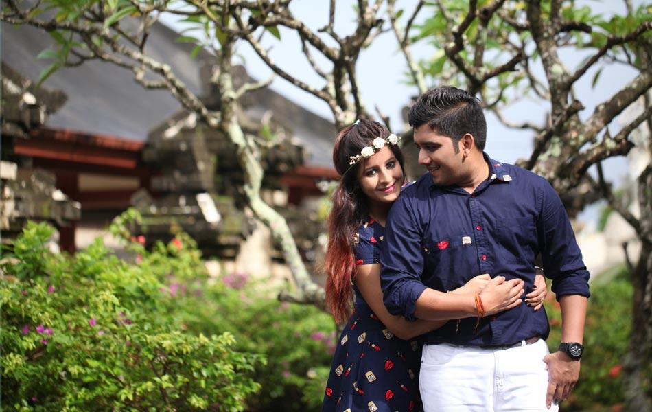 akash - manisha photo bali wedding anniversary