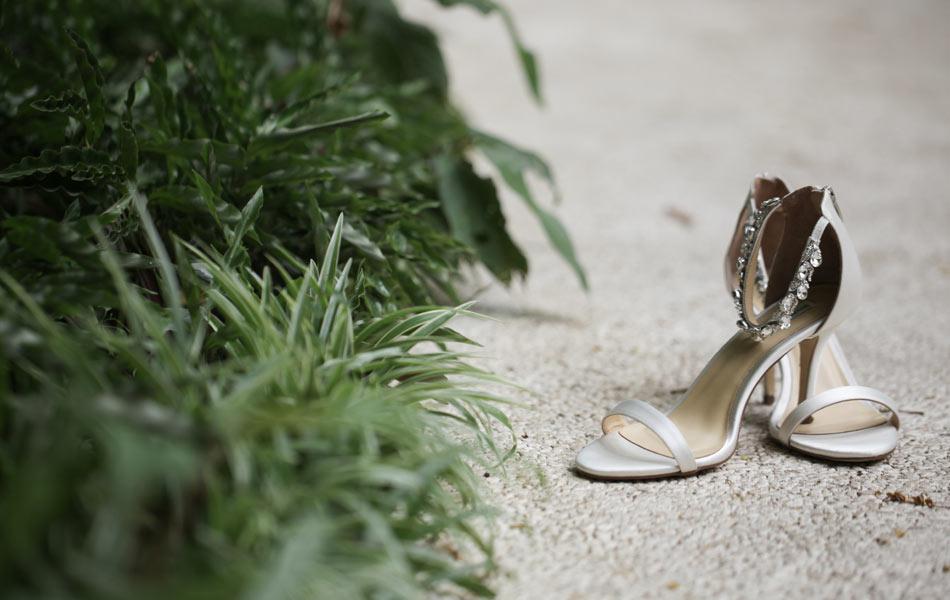 megan and bruce bali wedding - shoes