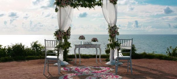 balangan cliff jimbaran wedding venue