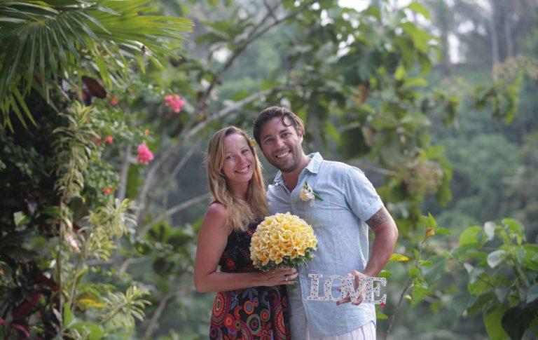 sylvia and marcus wedding intimate at ubud bali