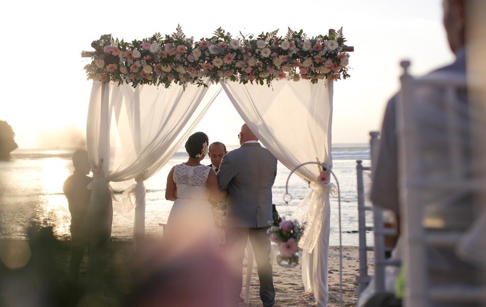 bali wedding ceremony