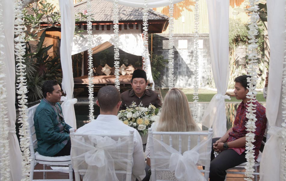 abdul baren islamic bali wedding ceremony
