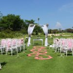 Bali National Golf Club Nusa Dua wedding venue