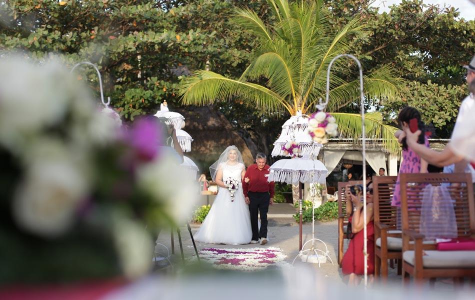 Gary and Marianela Beach Wedding