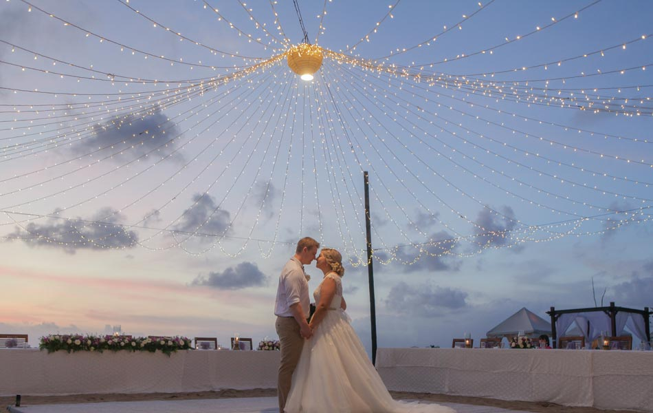 Gary and Marianela Beach Wedding