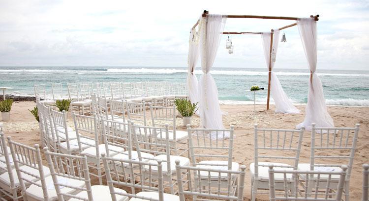 karma kandara beach wedding