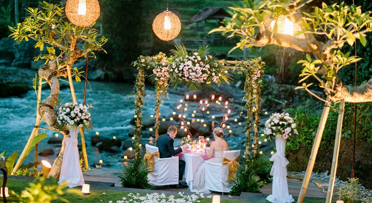 the semaya ubud wedding venue