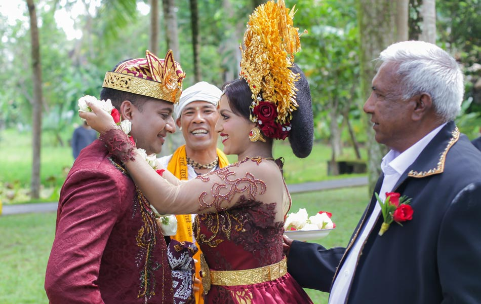balinese wedding custom anola and wizley