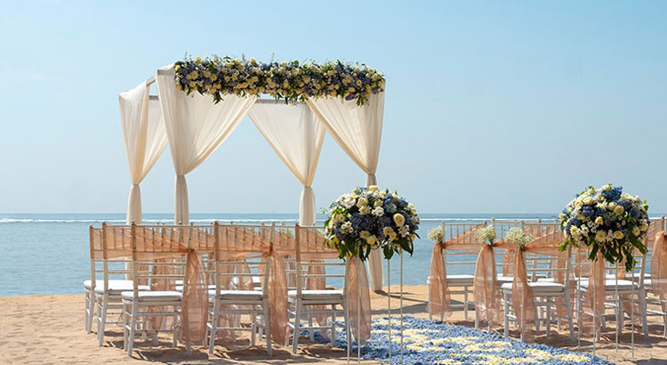 Wedding Venues in Tanjung Benoa