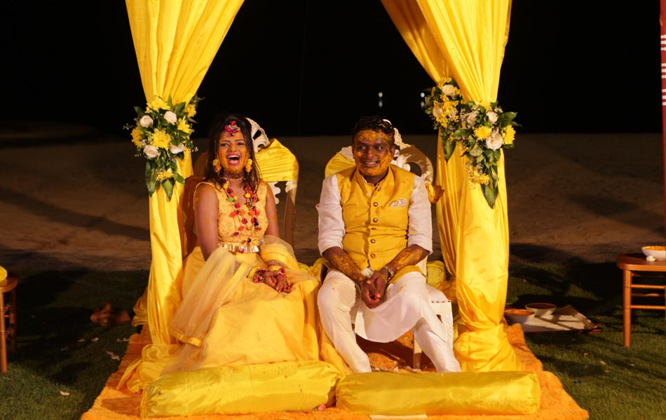 Sreeju and Soman Indian Wedding Ceremony