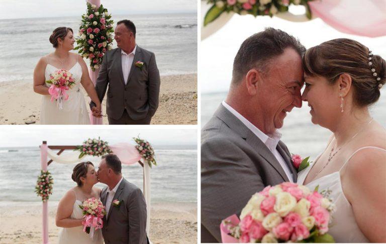 Angela and Craig celebrated their Silver Wedding Anniversary