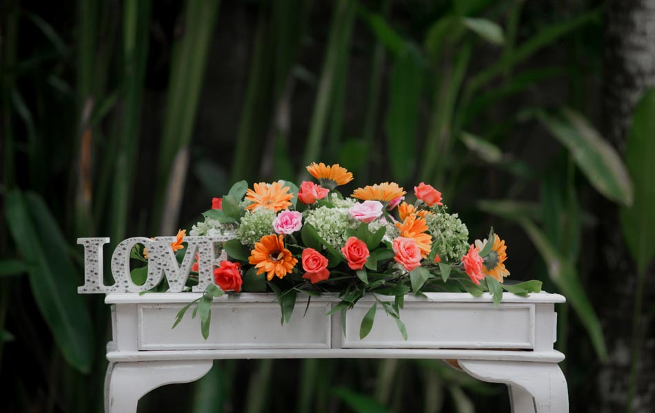Wedding Decorations - Happy Bali Wedding