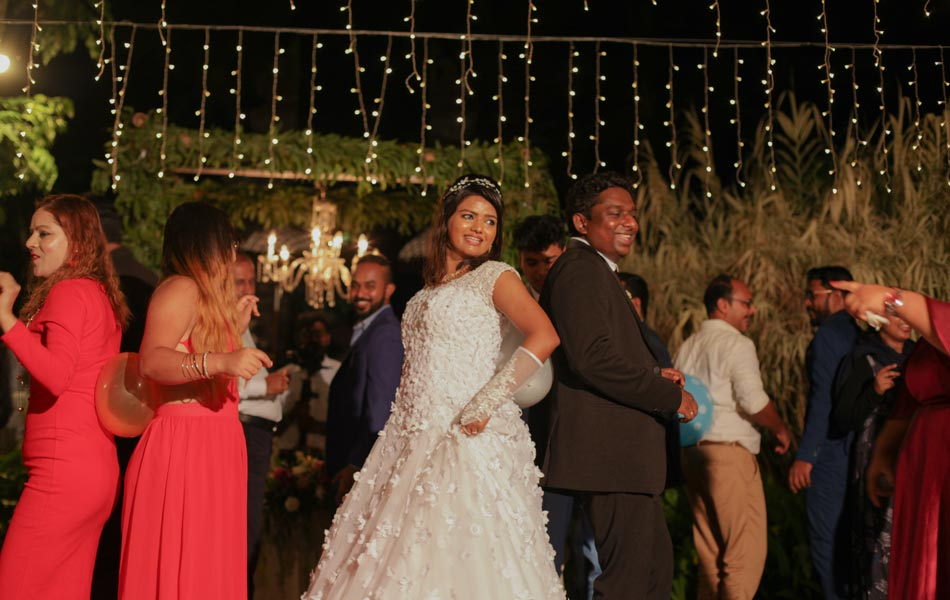 Anjali and Sreeju Wedding Ceremony