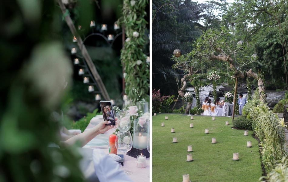 Veronica and Michael Wedding - The Samaya Ubud