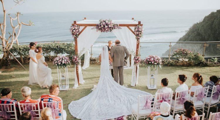 Maiara Villa Uluwatu Wedding Package Cliff Top Bali Wedding Venue