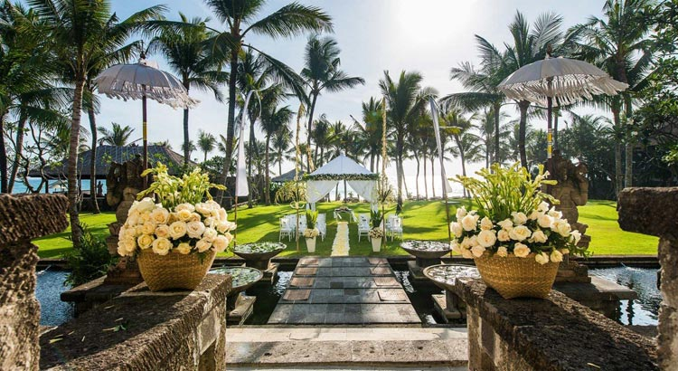 Wedding Venues in Legian
