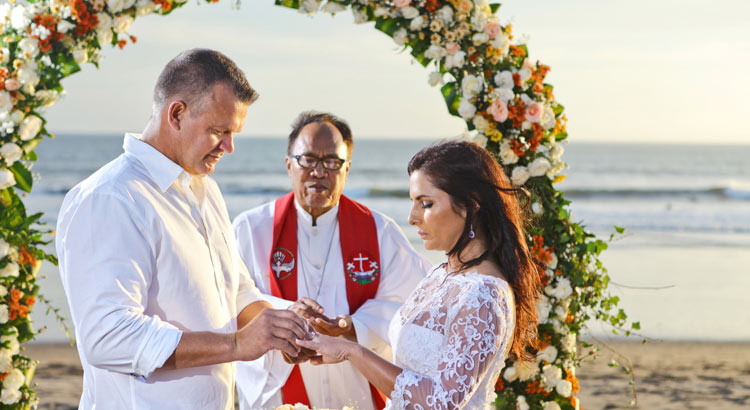 lv8 resort canggu - bali beach wedding venue